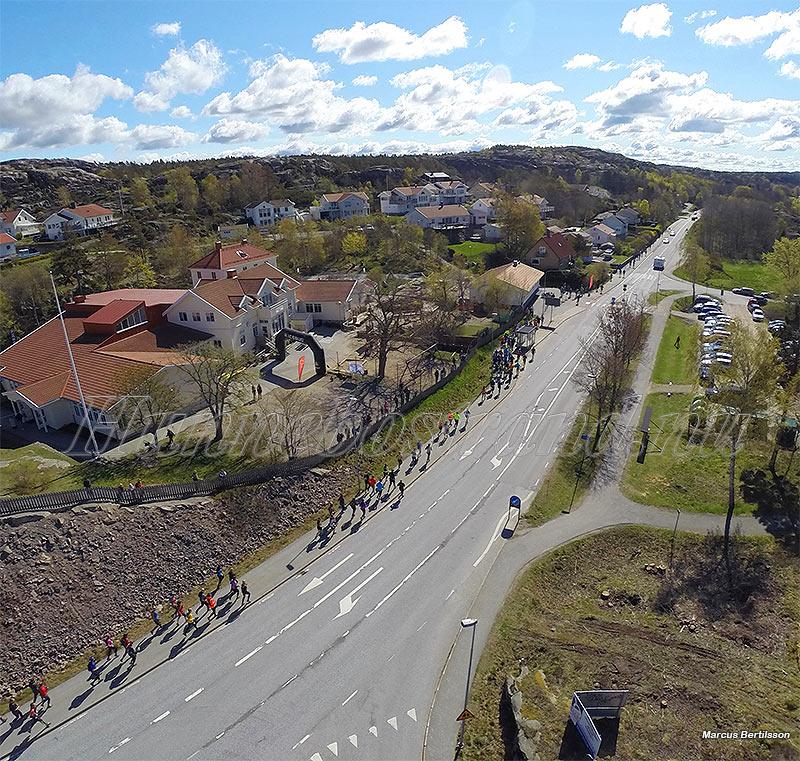 Soteleden terrrängmarathon Bovallstrand