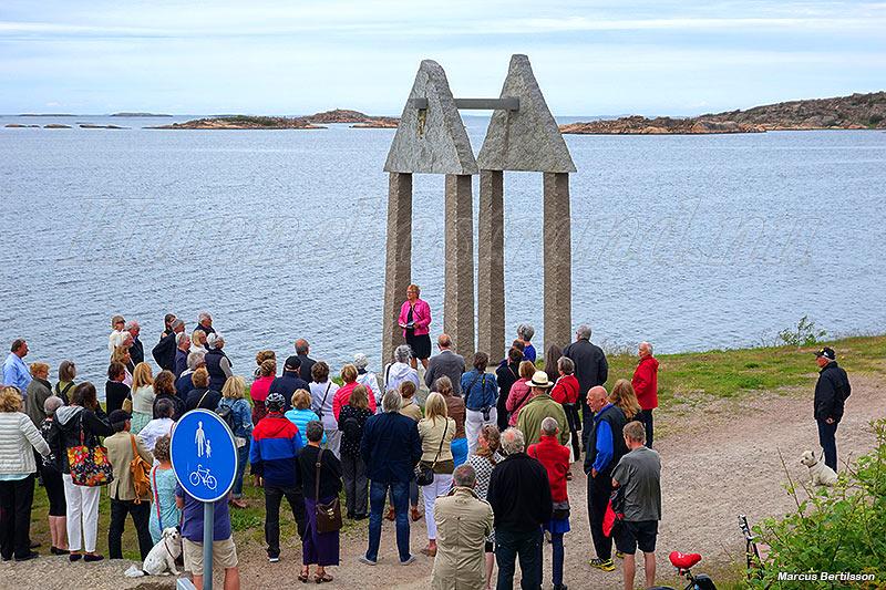 Udden Skulptur 2015 Hunnebostrand